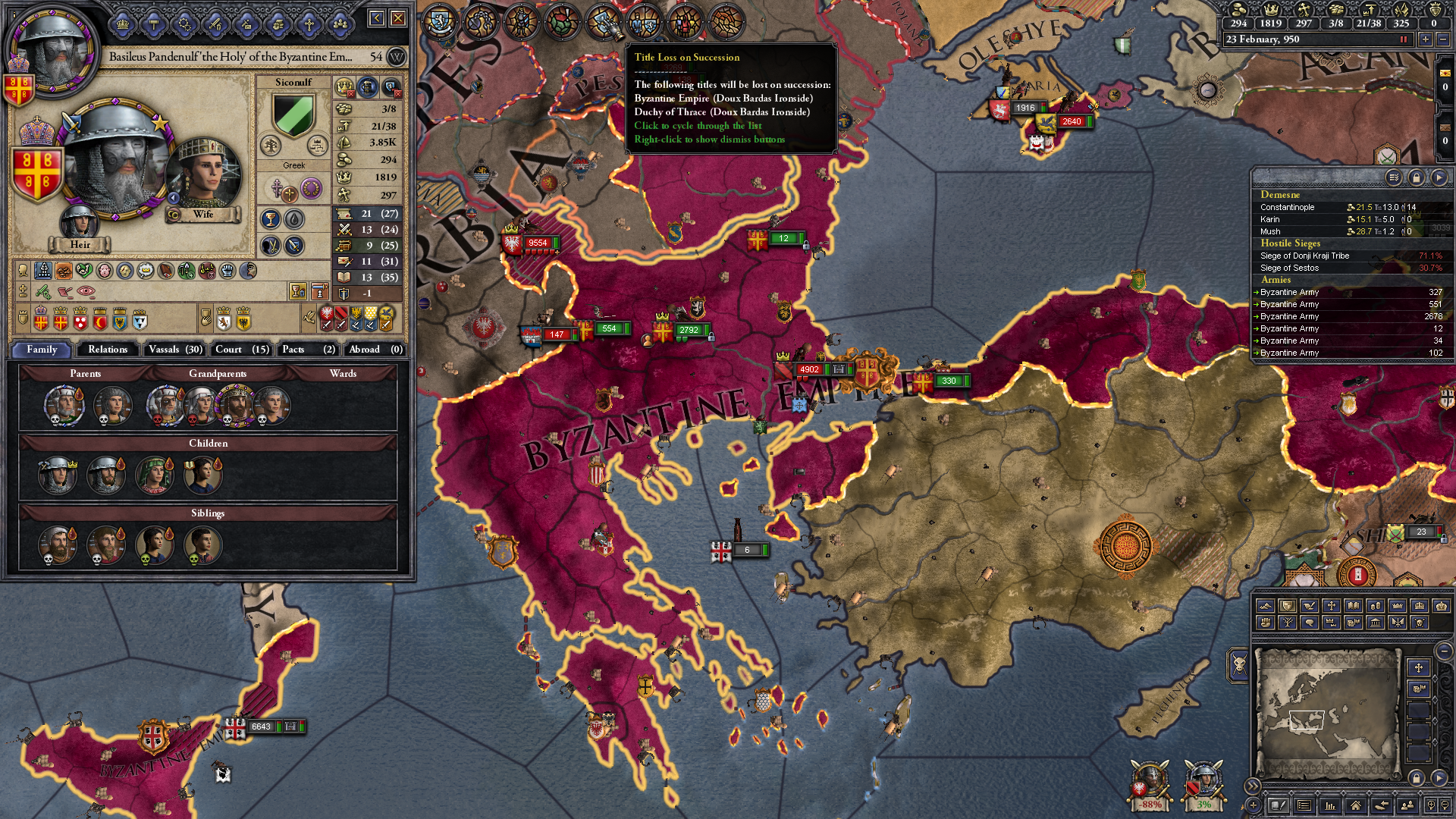 The Byzantine Empire, and how Holy Fury ruined them  | Page