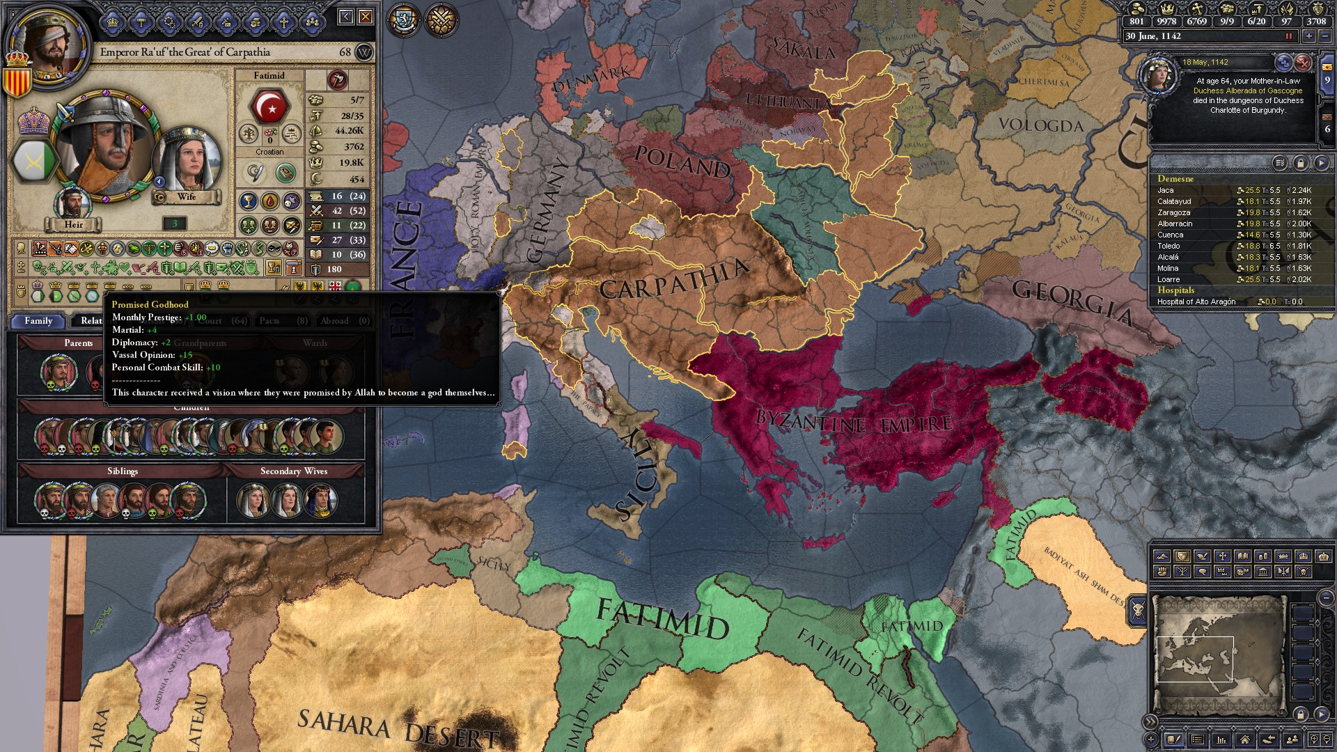 So Who is Ra'uf the great? | Paradox Interactive Forums
