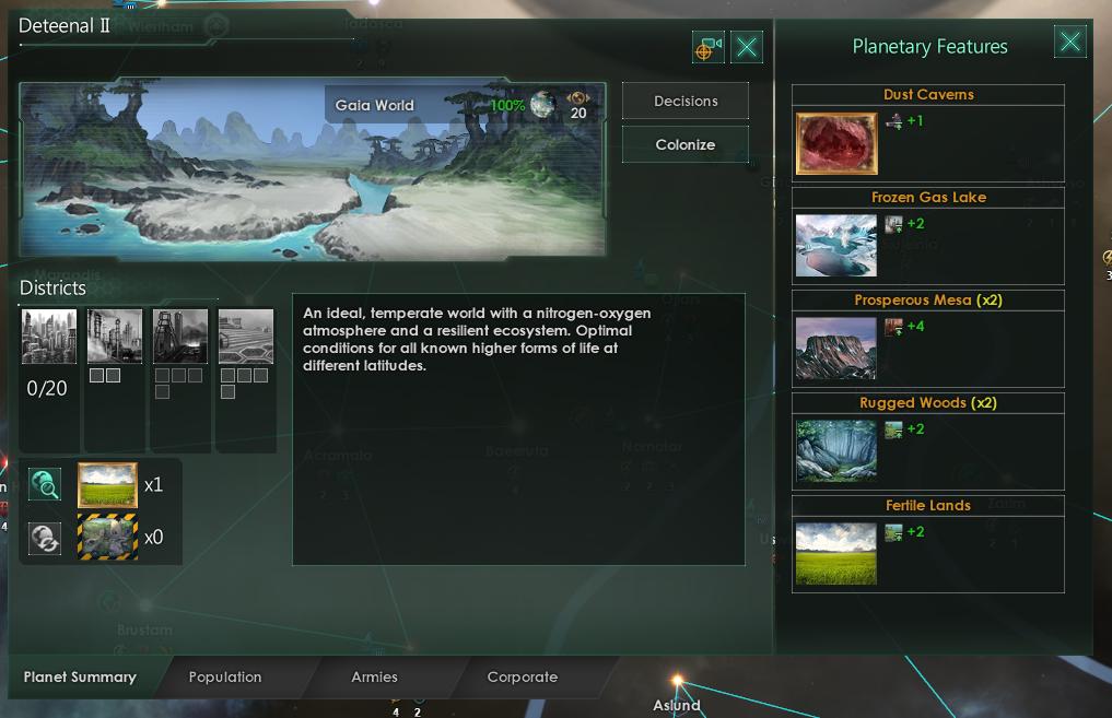 World Shaper is now useless/harmful, as Terraforming to Gaia
