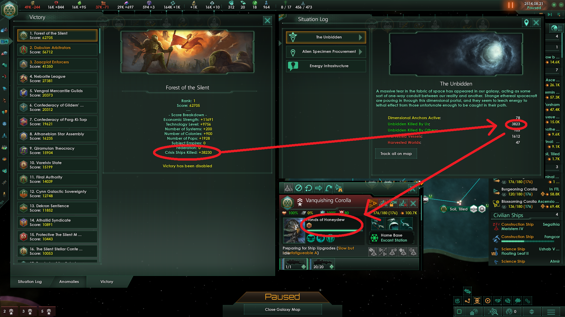 My admiral fought ~3 68k fleets a year for over 50 years and