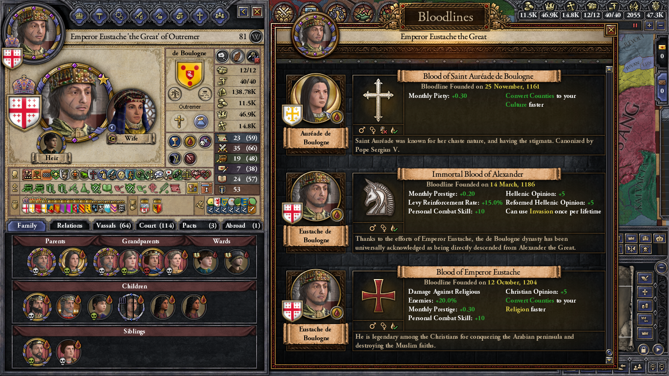 Post your CK2 empire!   Page 328   Paradox Interactive Forums