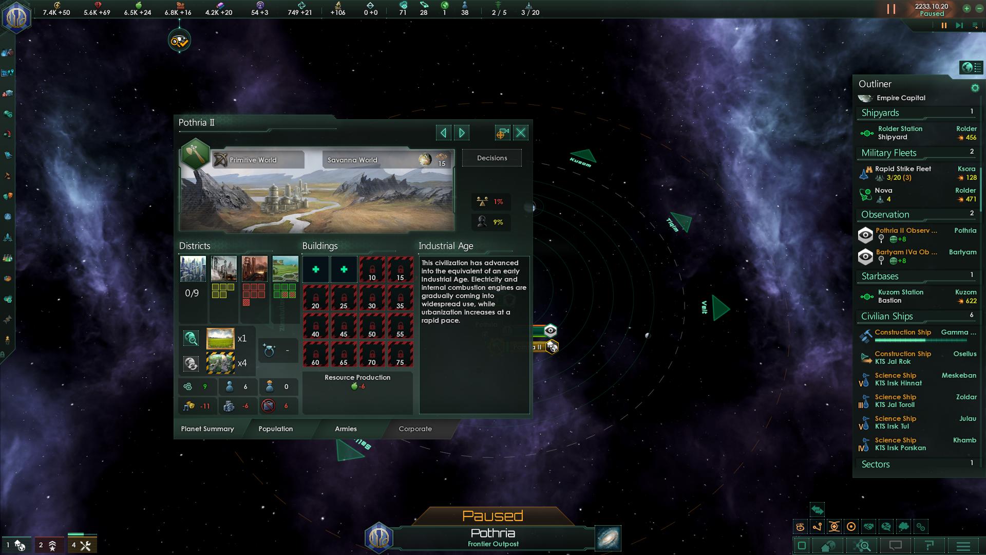 The Obligatory Stellaris Strange Screenshot Thread | Page 226