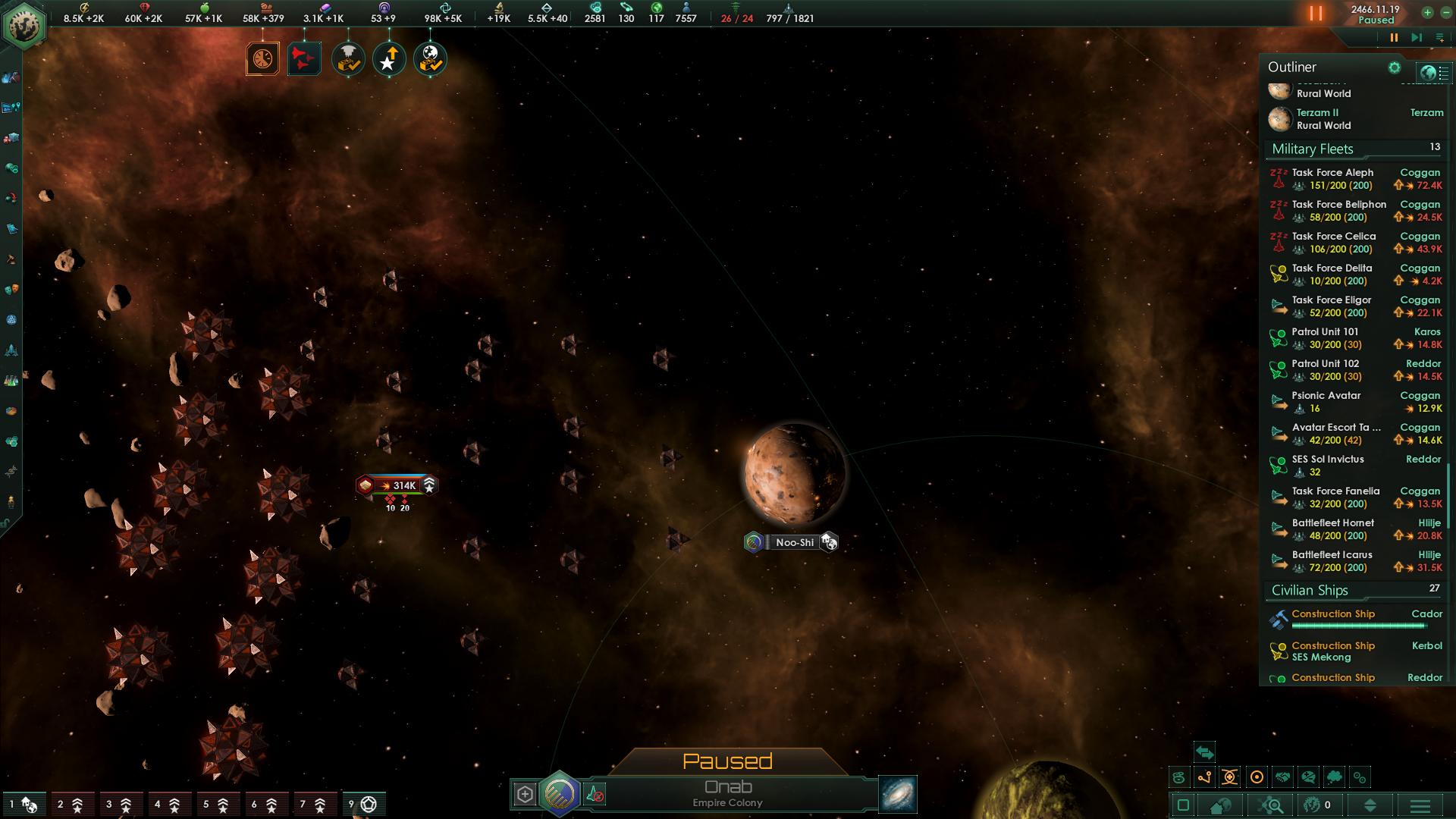 The Obligatory Stellaris Strange Screenshot Thread   Page 226