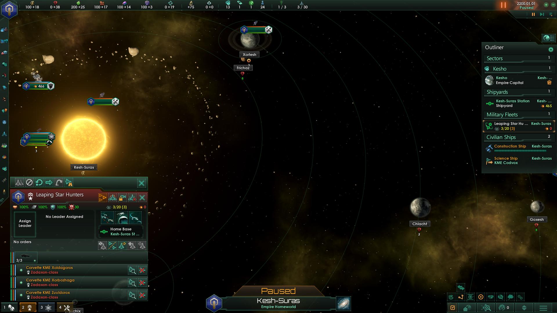 Stellaris Planet Modifiers