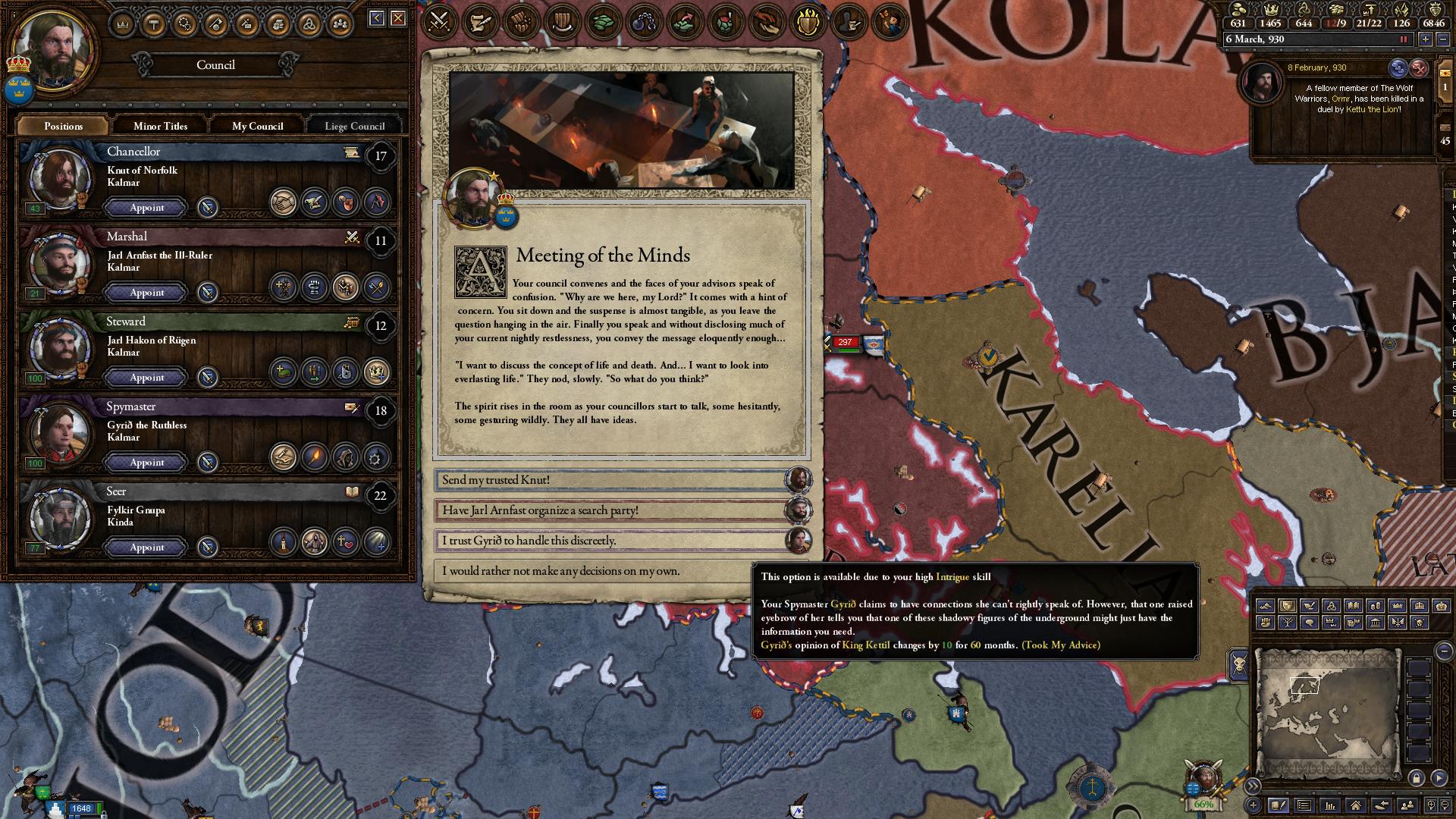 Holy Fury AAR: Ivar the Bönless | Page 8 | Paradox