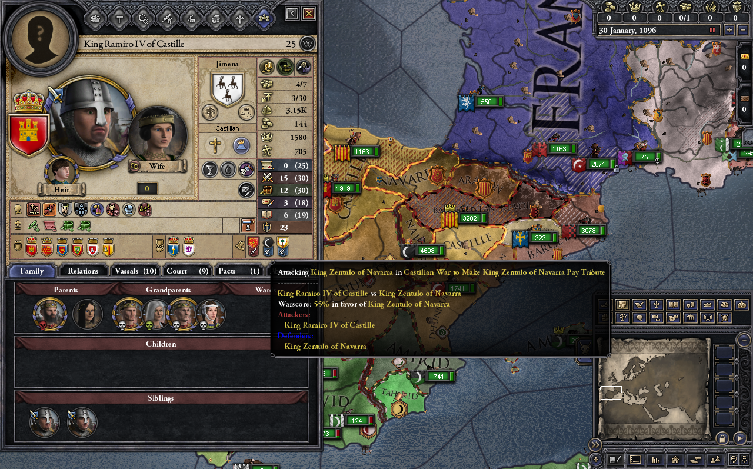 A Paradoxical History: Mega-campaign AI only AAR | Page 2
