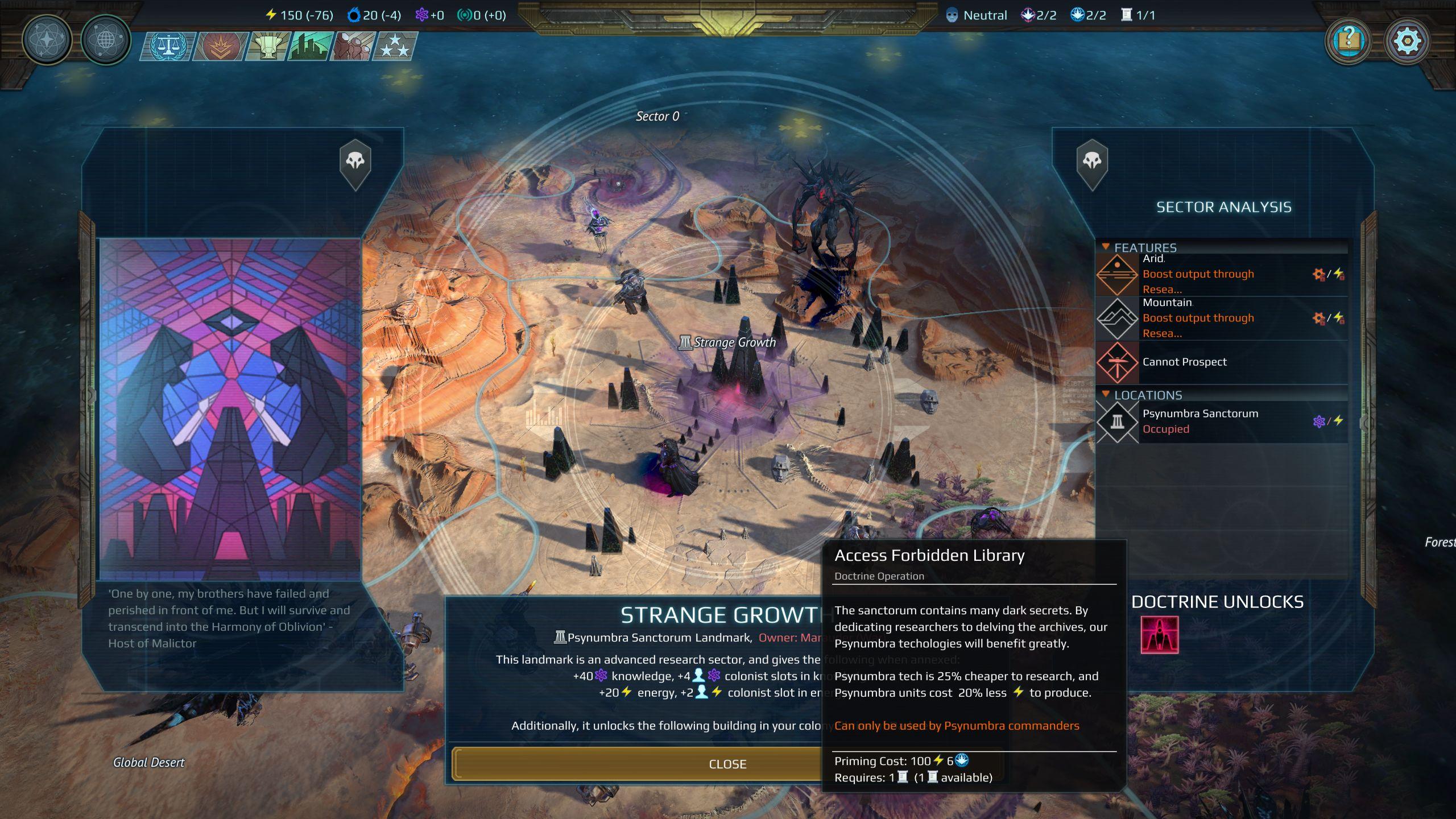 Age of Wonders: Planetfall - Dev Diary #31: Landmarks | Paradox