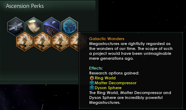Stellaris Dev Diary #143 - Changes to megastructures