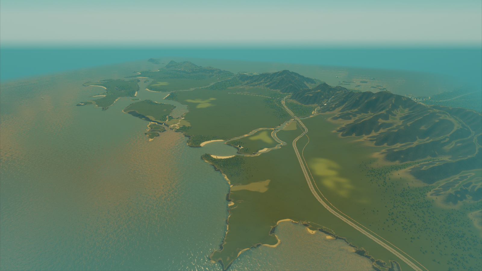 Cities: Skylines - Campus Dev Diary #5: Maps and Policies