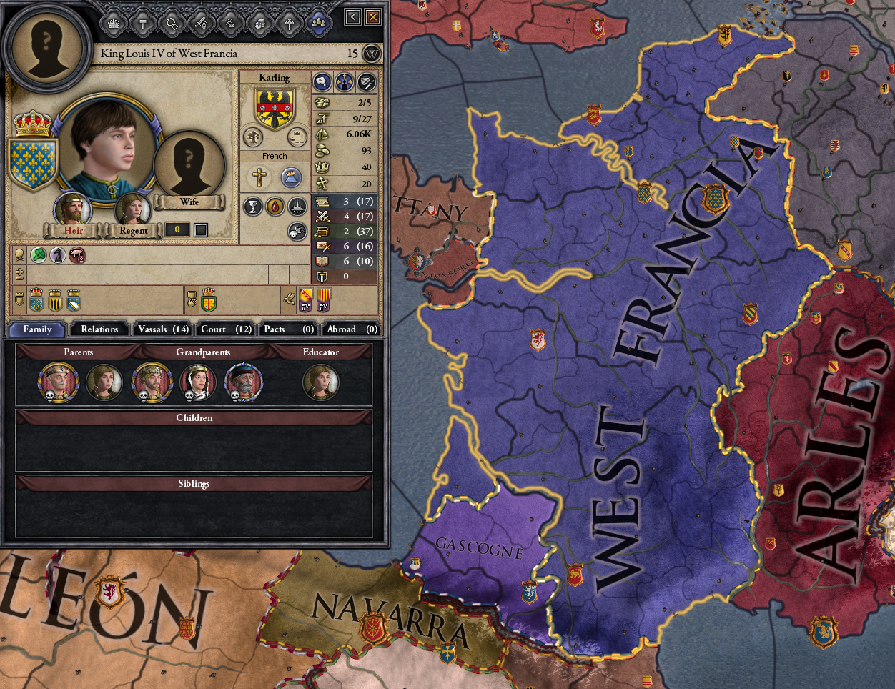 CK2 - Dev Diary #125 - Christian Rulers in The Iron Century