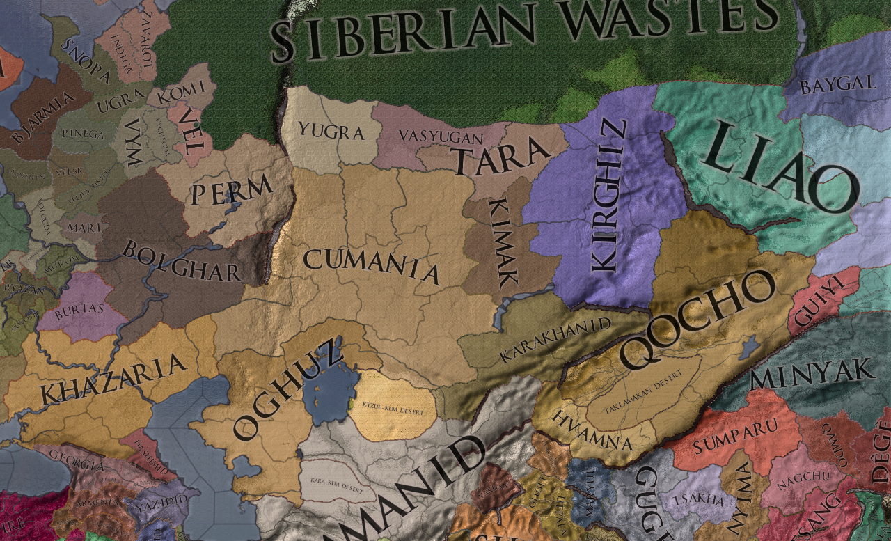 CK2 - Dev Diary #127 - Other Rulers in The Iron Century