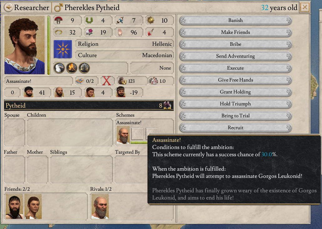 Grand Strategy - Imperator: Rome - the new grand strategy
