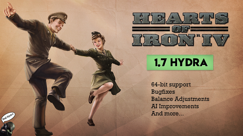 Patch 1 7 Hydra Live - Checksum d12e (Not for problem reports