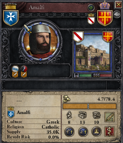 CK2 3 2 1 Patch is now LIVE! [Checksum AZCE] - not for problem