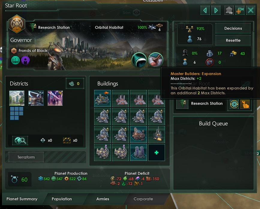 Voidborne Seems a Little Buggy | Paradox Interactive Forums