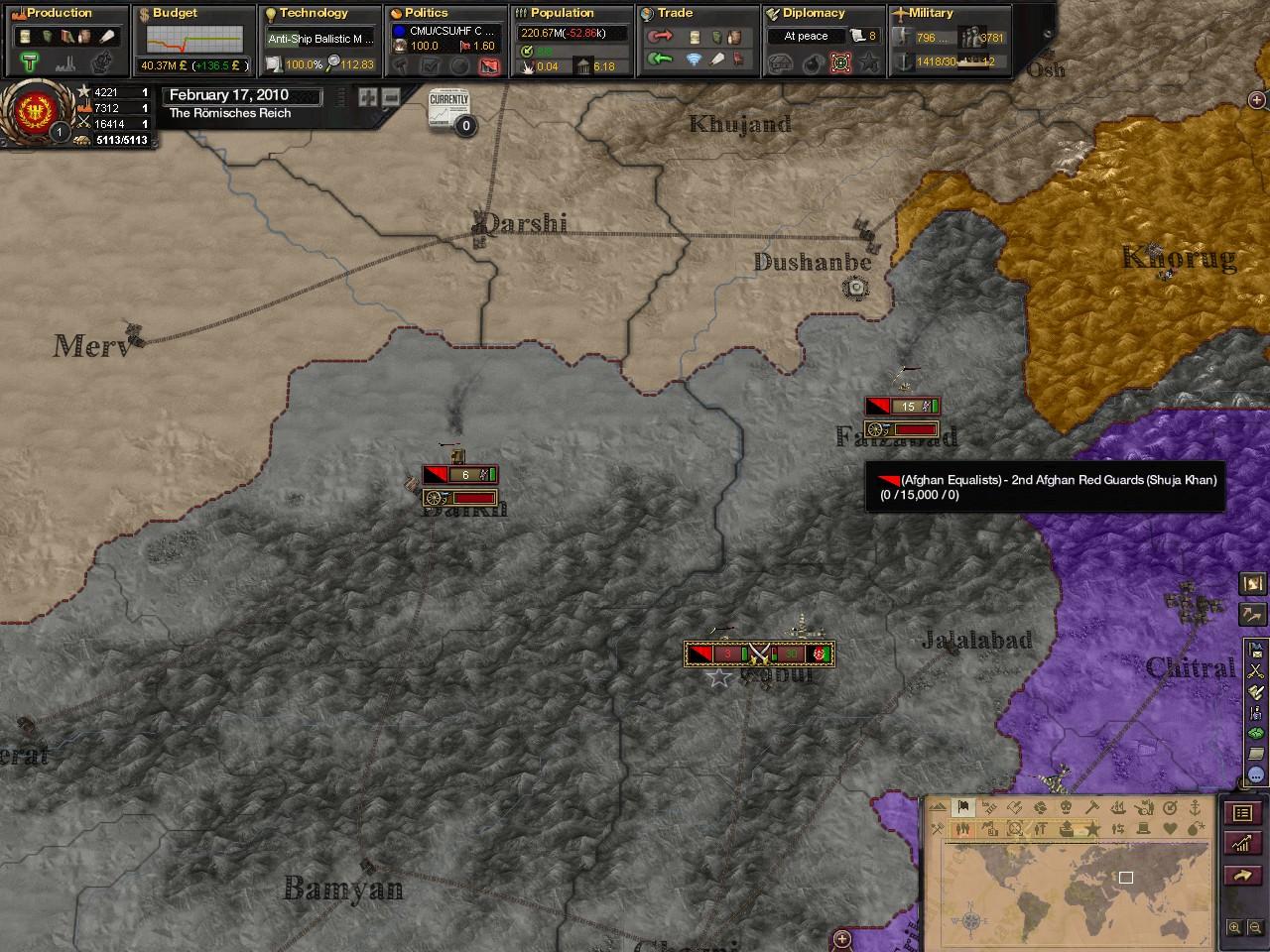The Hohenzollern Empire 5: Rising Phoenix - A Roman Reich