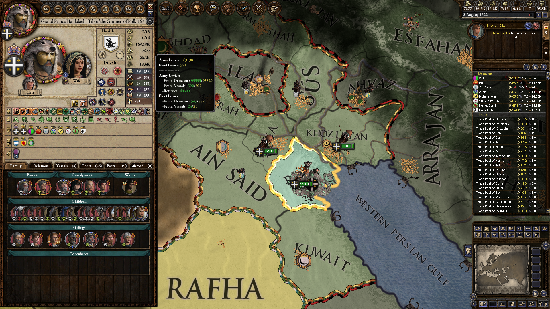 Post your CK2 empire! | Page 332 | Paradox Interactive Forums