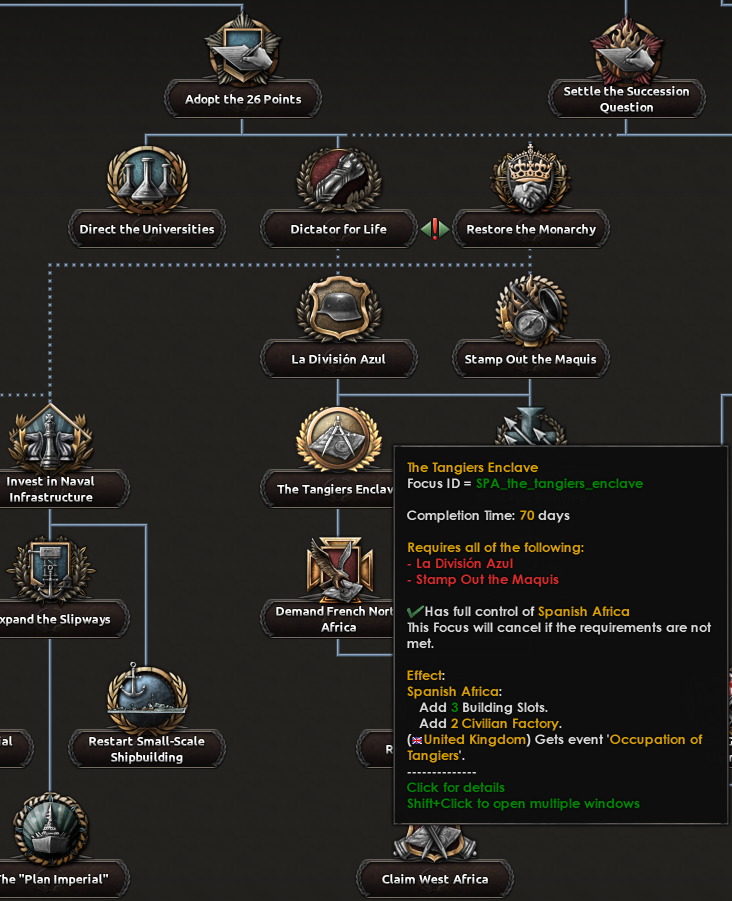 Dev Diary Francoist finisher branch.png