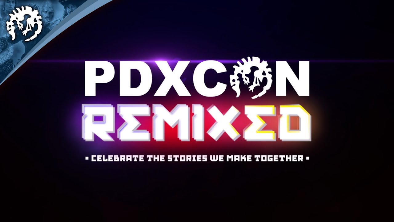 PDXCon Remixed Logo