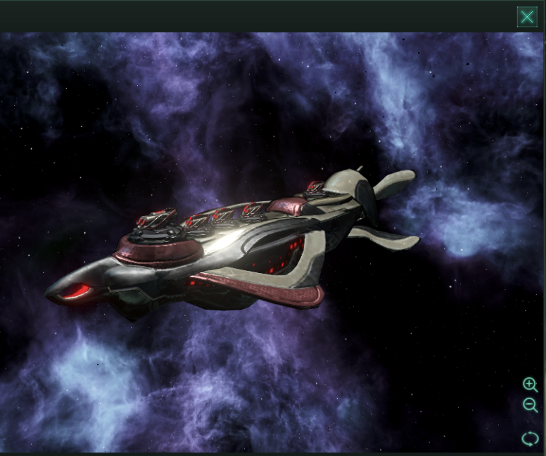 Cropped 3D Ship Preview